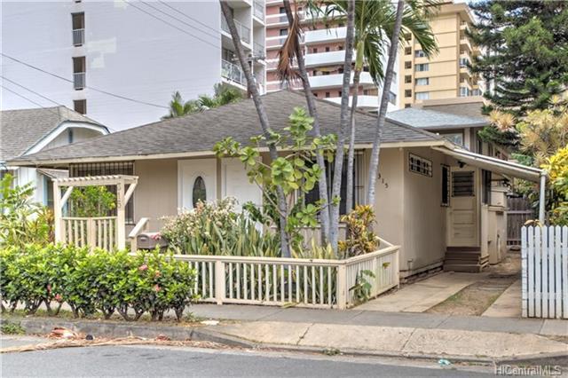 315 Liliuokalani Avenue, Honolulu, HI 96815 (MLS #201817925) :: Hawaii Real Estate Properties.com