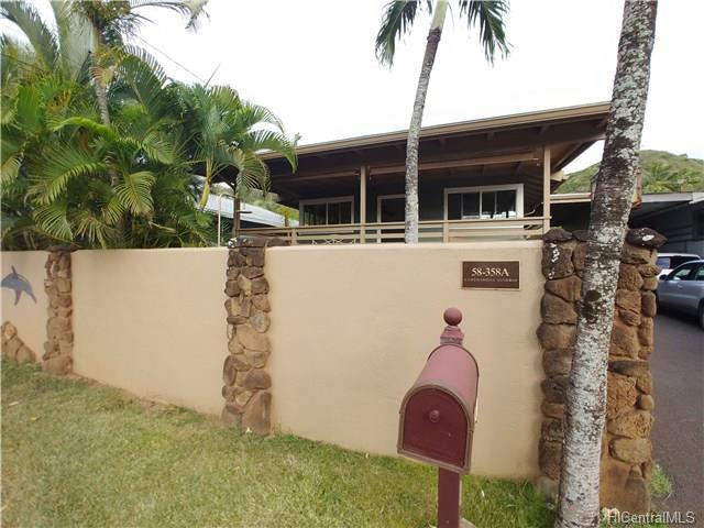 58-358 Kamehameha Highway A, Haleiwa, HI 96712 (MLS #201817982) :: Elite Pacific Properties