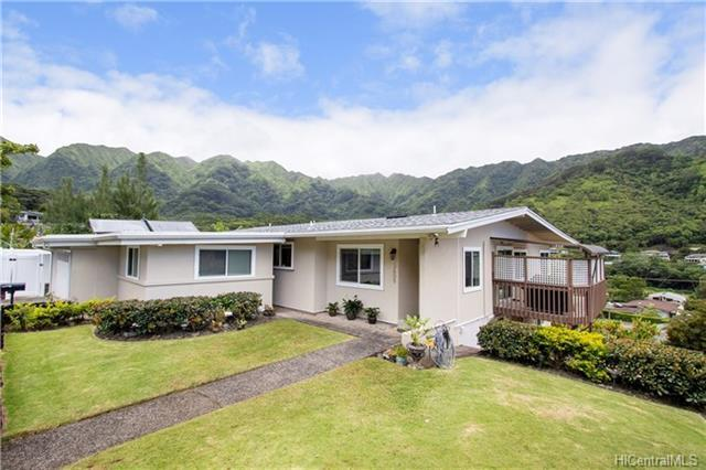 3609 Loulu Street, Honolulu, HI 96822 (MLS #201818025) :: Keller Williams Honolulu