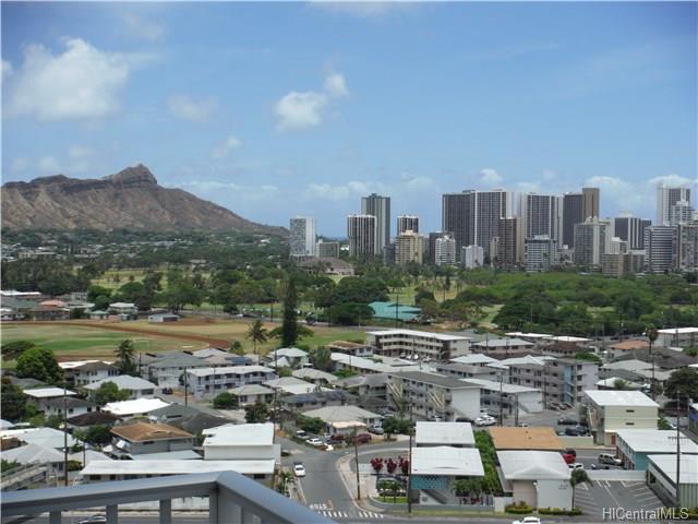 2740 Kuilei Street #1703, Honolulu, HI 96826 (MLS #201818181) :: Elite Pacific Properties