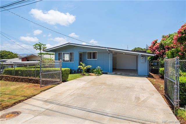 1448 Hoohulu Street, Pearl City, HI 96782 (MLS #201818190) :: Keller Williams Honolulu