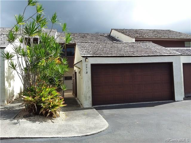 47-287B Hui Iwa Street 23/2, Kaneohe, HI 96744 (MLS #201818336) :: Keller Williams Honolulu