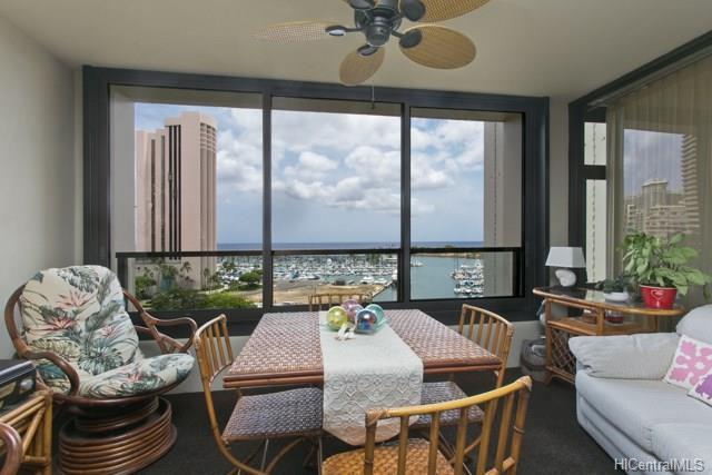 1650 Ala Moana Boulevard #1213, Honolulu, HI 96815 (MLS #201818402) :: Elite Pacific Properties