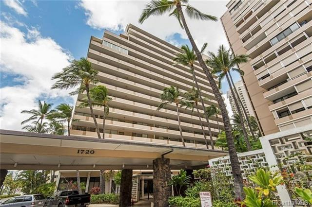 1720 Ala Moana Boulevard 604A, Honolulu, HI 96815 (MLS #201818408) :: The Ihara Team