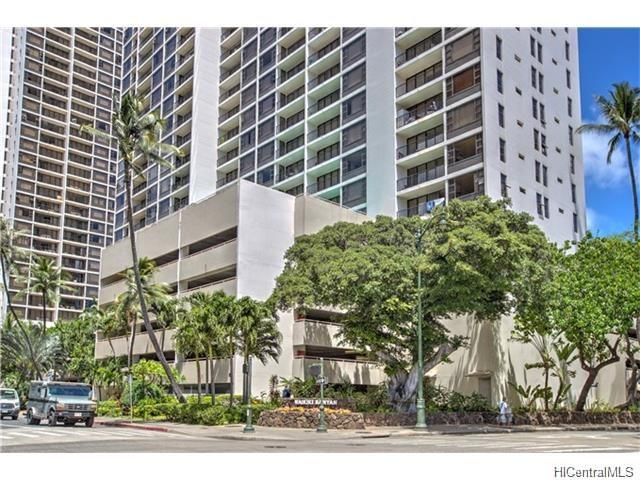 201 Ohua Avenue #3706, Honolulu, HI 96815 (MLS #201818448) :: The Ihara Team