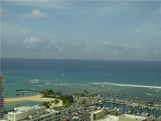 1700 Ala Moana Boulevard #4003, Honolulu, HI 96815 (MLS #201818486) :: Elite Pacific Properties