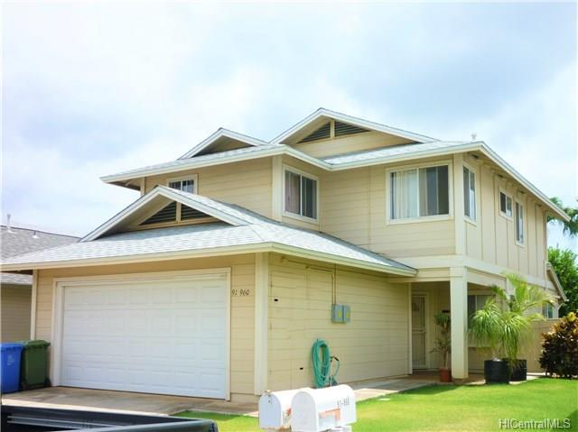 91-960 Waimomona Place, Ewa Beach, HI 96706 (MLS #201818492) :: Redmont Living