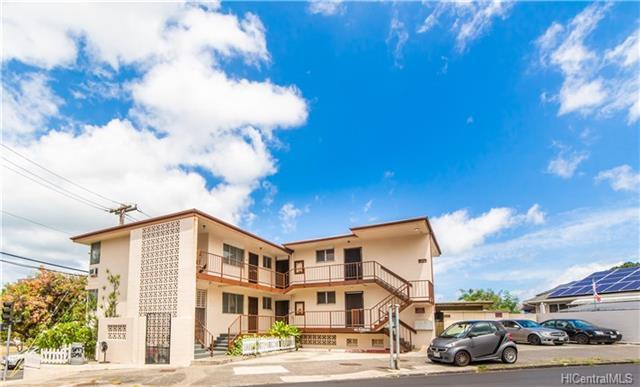 158 S School Street, Honolulu, HI 96813 (MLS #201818531) :: Team Lally