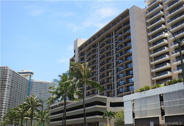 1850 Ala Moana Boulevard #1125, Honolulu, HI 96815 (MLS #201818537) :: Elite Pacific Properties
