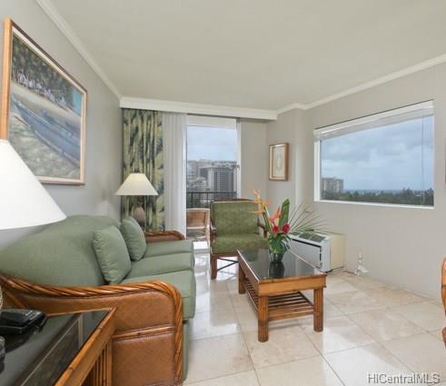 2045 Kalakaua Avenue #607, Honolulu, HI 96815 (MLS #201818671) :: Elite Pacific Properties