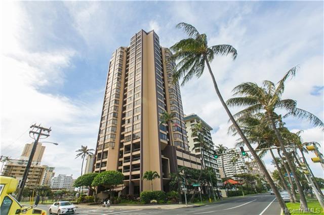 320 Liliuokalani Avenue #1002, Honolulu, HI 96815 (MLS #201818801) :: Hawaii Real Estate Properties.com