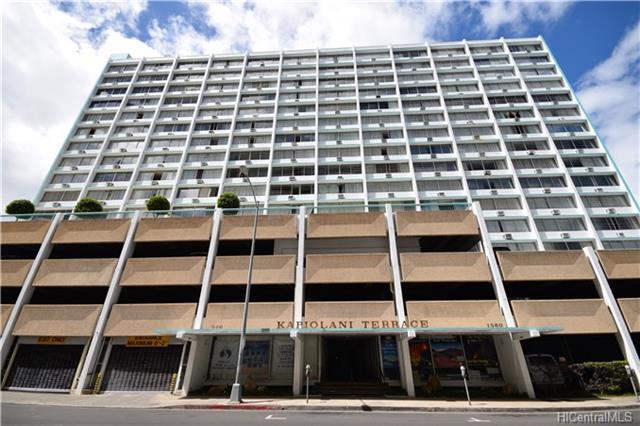 1560 Kanunu Street #702, Honolulu, HI 96814 (MLS #201819132) :: Team Lally