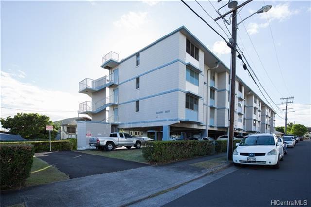 633 Nalanui Street #205, Honolulu, HI 96817 (MLS #201820208) :: Redmont Living