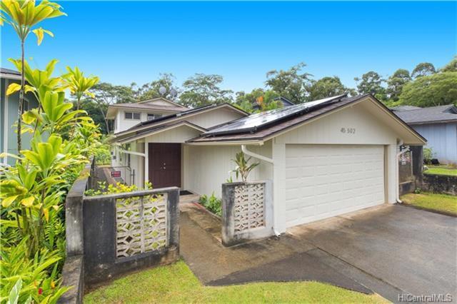 45-502 Lolii Street, Kaneohe, HI 96744 (MLS #201820288) :: Redmont Living