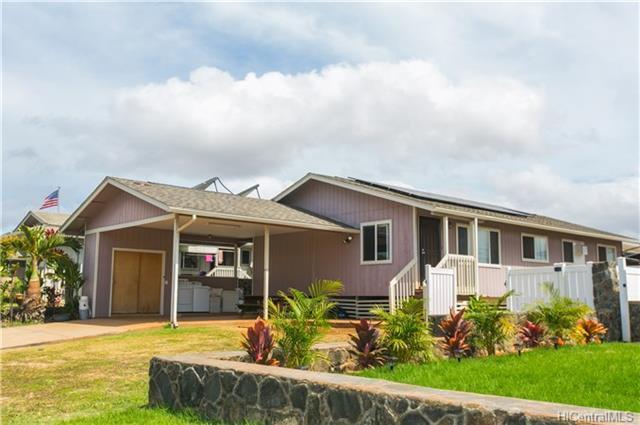 91-1775 Pualoalo Place, Ewa Beach, HI 96706 (MLS #201820296) :: The Ihara Team