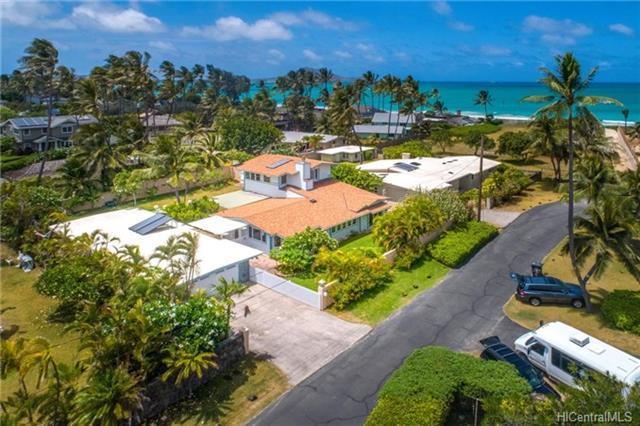 160 Kaapuni Drive, Kailua, HI 96734 (MLS #201820350) :: Elite Pacific Properties