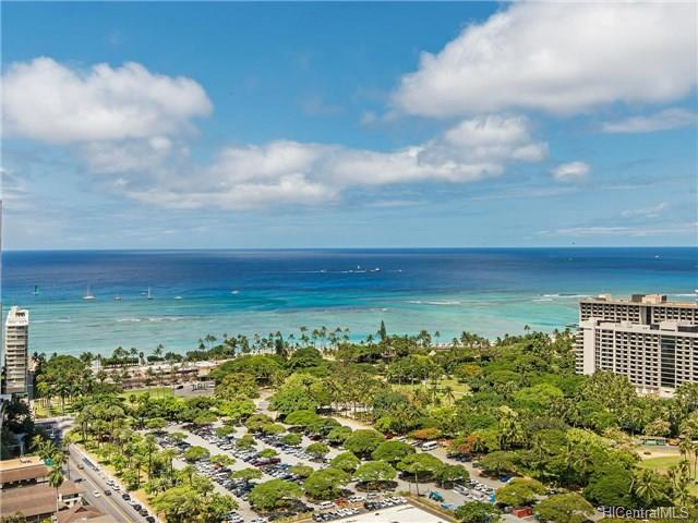 383 Kalaimoku Street #3307, Honolulu, HI 96815 (MLS #201820387) :: Elite Pacific Properties