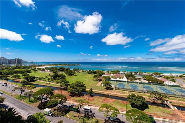 1288 Ala Moana Boulevard 12EF, Honolulu, HI 96814 (MLS #201820552) :: Elite Pacific Properties