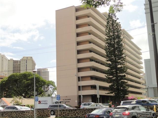 620 Mccully Street #306, Honolulu, HI 96826 (MLS #201820590) :: Team Lally