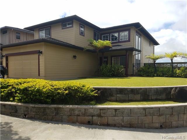 95-201 Kaeonui Place, Mililani, HI 96789 (MLS #201820653) :: Keller Williams Honolulu