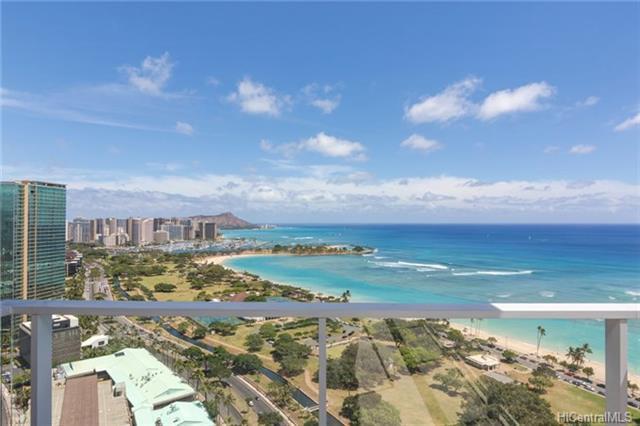 1118 Ala Moana Boulevard #2900, Honolulu, HI 96814 (MLS #201820884) :: Elite Pacific Properties