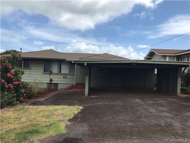 1548 Nanakai Street, Pearl City, HI 96782 (MLS #201820903) :: Keller Williams Honolulu