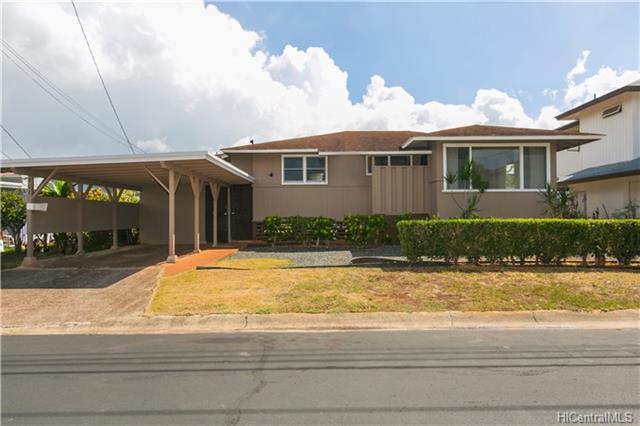 901 Puu Kula Drive, Pearl City, HI 96782 (MLS #201820915) :: Keller Williams Honolulu