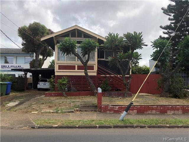 1720 Dillingham Boulevard, Honolulu, HI 96819 (MLS #201820936) :: Team Lally