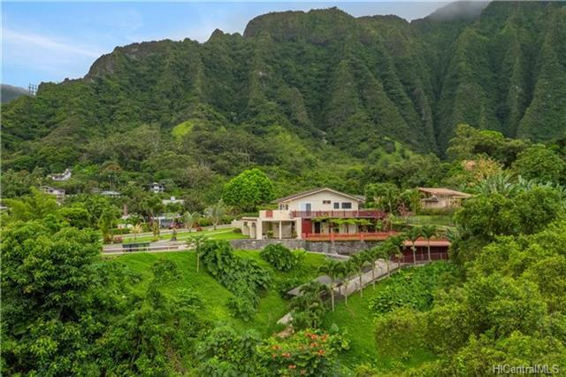 46-503 Haiku Plantations Drive, Kaneohe, HI 96744 (MLS #201820950) :: The Ihara Team