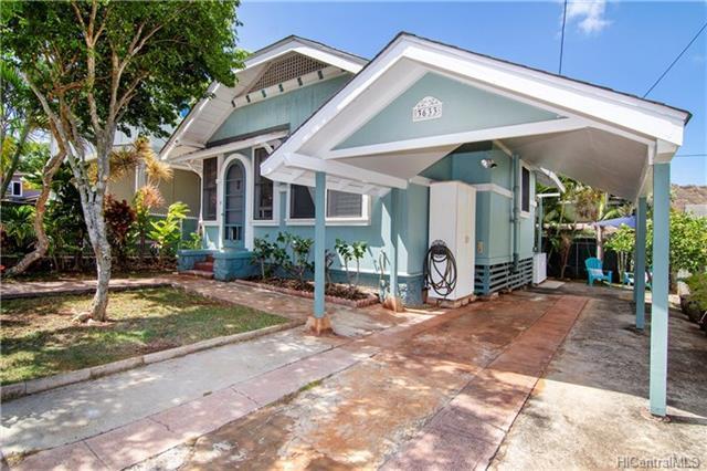 3633 Maunalei Avenue, Honolulu, HI 96816 (MLS #201820964) :: Elite Pacific Properties