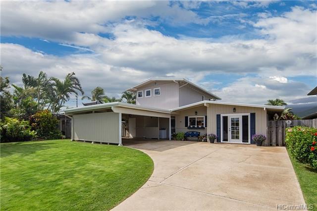 712 Pahumele Way, Kailua, HI 96734 (MLS #201821067) :: Redmont Living