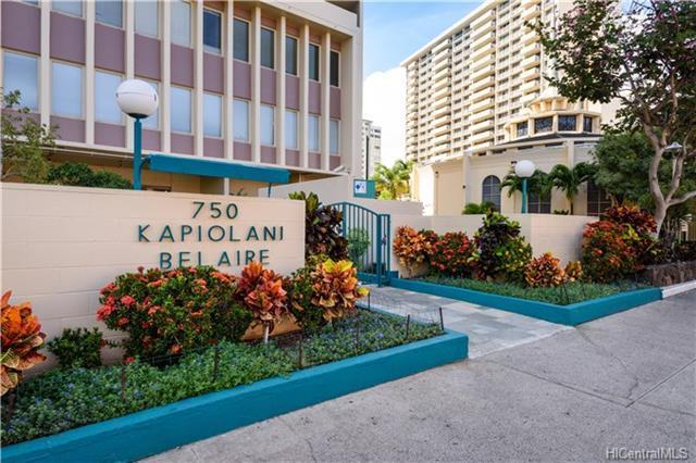 750 Kaheka Street #1501, Honolulu, HI 96814 (MLS #201821106) :: Team Lally