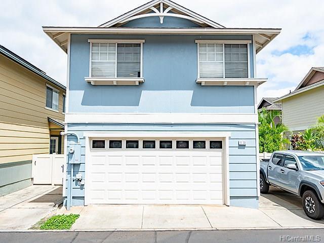 91-346 Makalea Street, Ewa Beach, HI 96706 (MLS #201821157) :: Team Lally