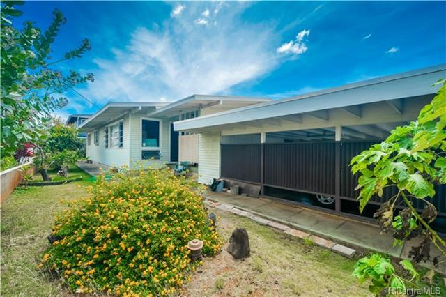 704 Luakaha Street, Honolulu, HI 96816 (MLS #201821159) :: Elite Pacific Properties