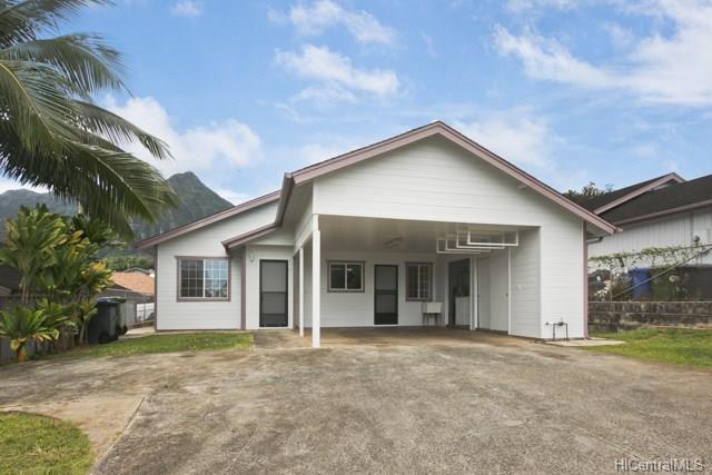 45-538 Keaahala Road, Kaneohe, HI 96744 (MLS #201821175) :: Redmont Living