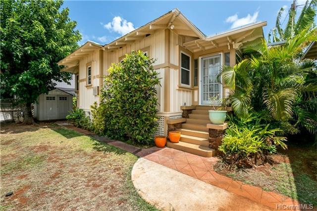 1027 16th Avenue, Honolulu, HI 96816 (MLS #201821241) :: Elite Pacific Properties