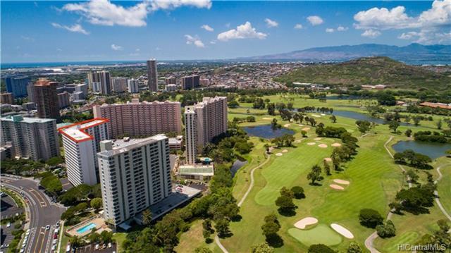 1128 Ala Napunani Street #808, Honolulu, HI 96818 (MLS #201821273) :: Team Lally