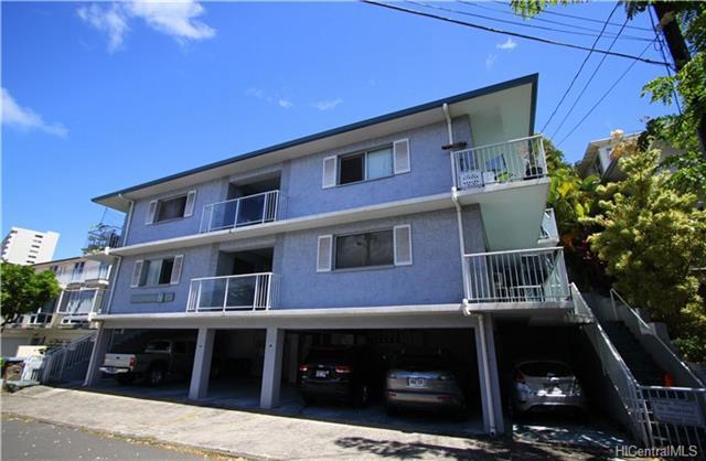 1024 Spencer Street #14, Honolulu, HI 96822 (MLS #201821315) :: Team Lally