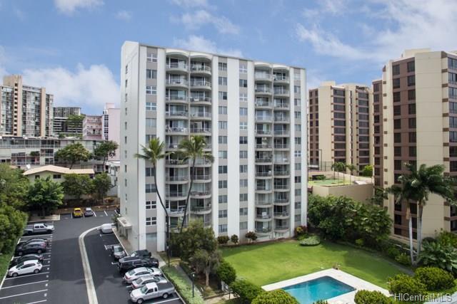 1018 Lunalilo Street #403, Honolulu, HI 96822 (MLS #201821358) :: Team Lally