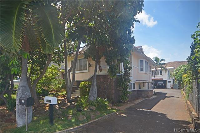 3347 Hayden Street, Honolulu, HI 96815 (MLS #201821397) :: The Ihara Team