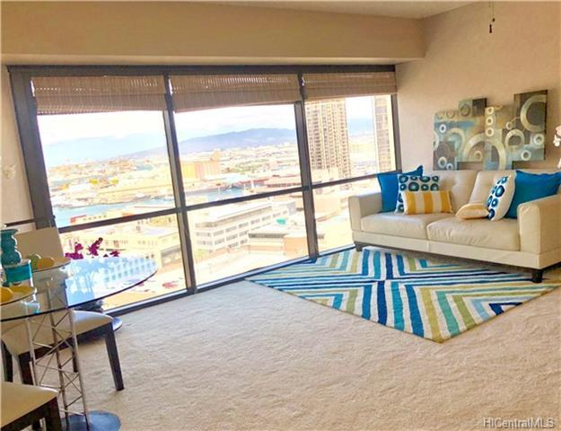 1088 Bishop Street #2003, Honolulu, HI 96813 (MLS #201821486) :: Team Lally