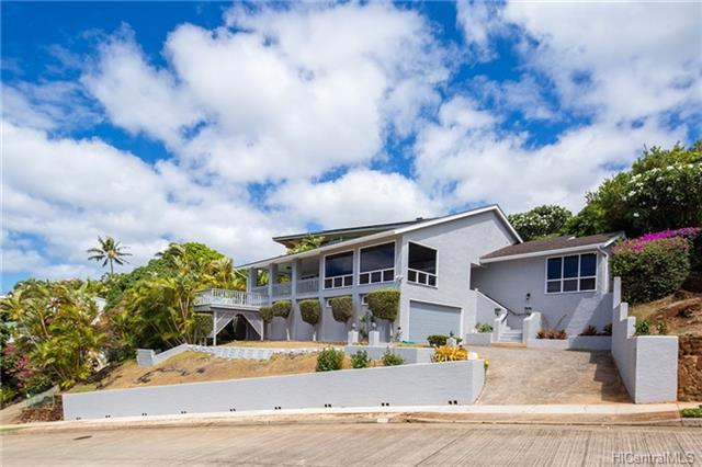 1716 Nalulu Place, Honolulu, HI 96821 (MLS #201821499) :: Keller Williams Honolulu