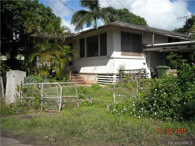 1657 Alaneo Street D, Honolulu, HI 96817 (MLS #201821540) :: Redmont Living
