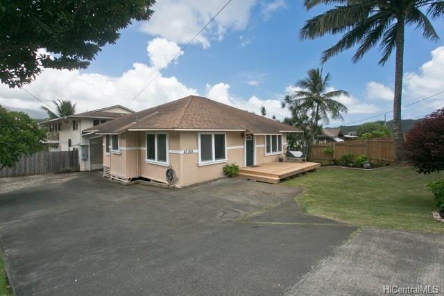 47-505 Ahuimanu Road #1, Kaneohe, HI 96744 (MLS #201821546) :: Redmont Living