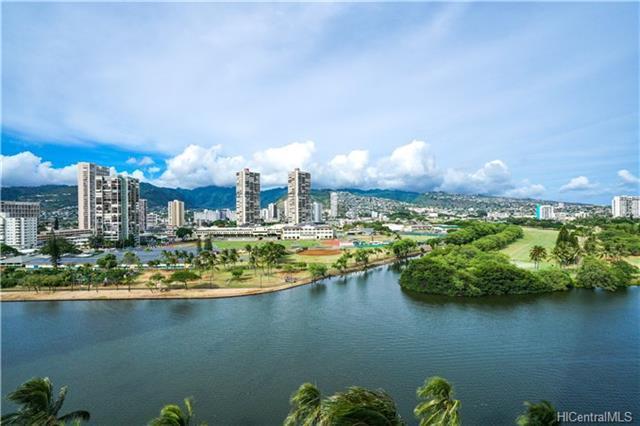 2211 Ala Wai Boulevard #1212, Honolulu, HI 96815 (MLS #201821561) :: Team Lally