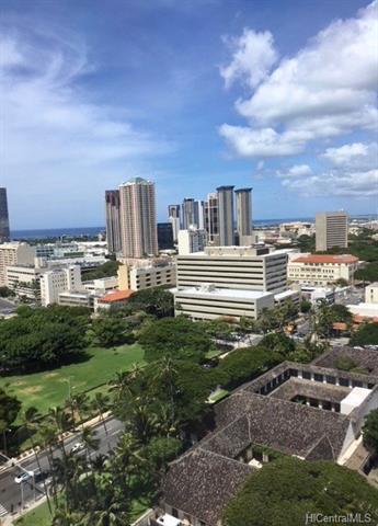 1221 Victoria Street #2201, Honolulu, HI 96814 (MLS #201821571) :: Team Lally