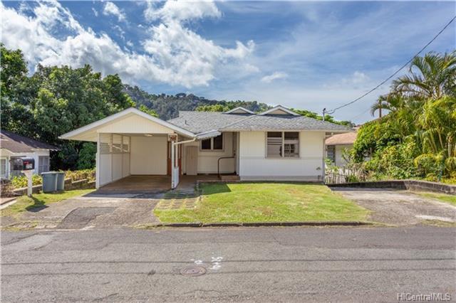 2721 Liliha Street, Honolulu, HI 96817 (MLS #201821596) :: Elite Pacific Properties