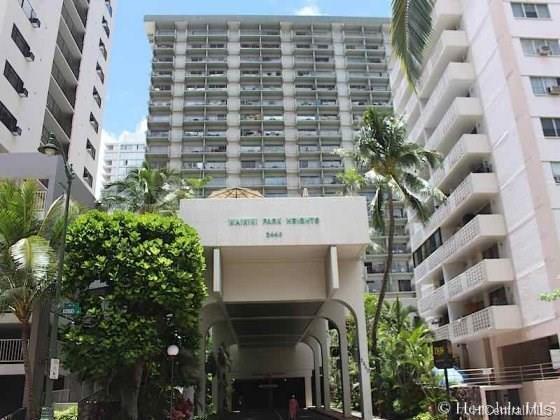 2440 Kuhio Avenue #512, Honolulu, HI 96815 (MLS #201821669) :: Team Lally