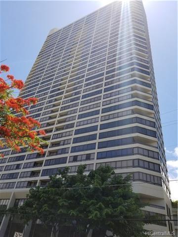 2499 Kapiolani Boulevard #1507, Honolulu, HI 96826 (MLS #201821720) :: Team Lally