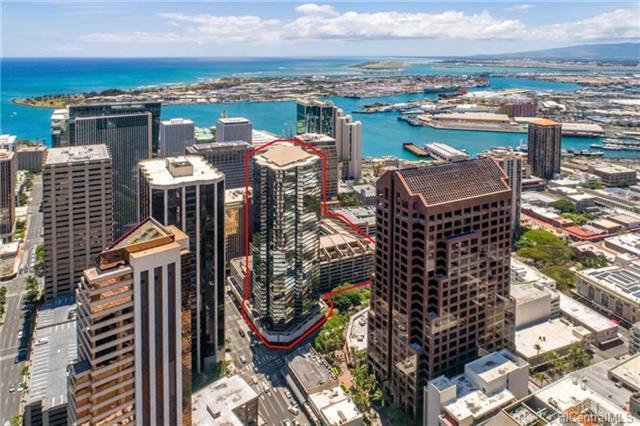 1088 Bishop Street #2006, Honolulu, HI 96813 (MLS #201821729) :: Yamashita Team